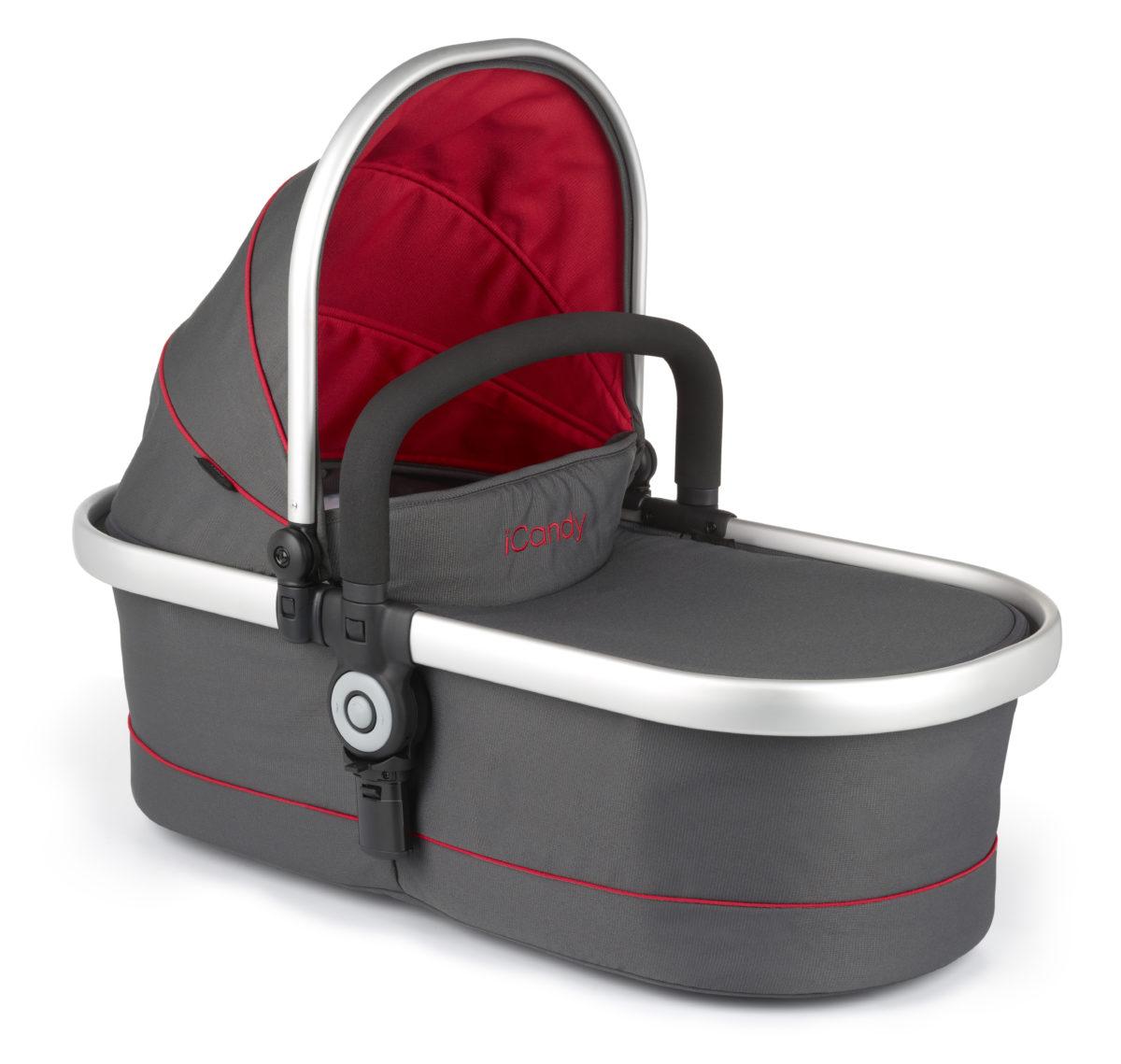 iCandy Peach All Terrain - Pushchair -  Carry Cot -  PACE-jpg