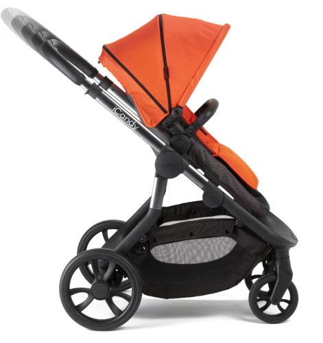 Orange Handle Positions iCandy Orange28730Handle positions-jpg