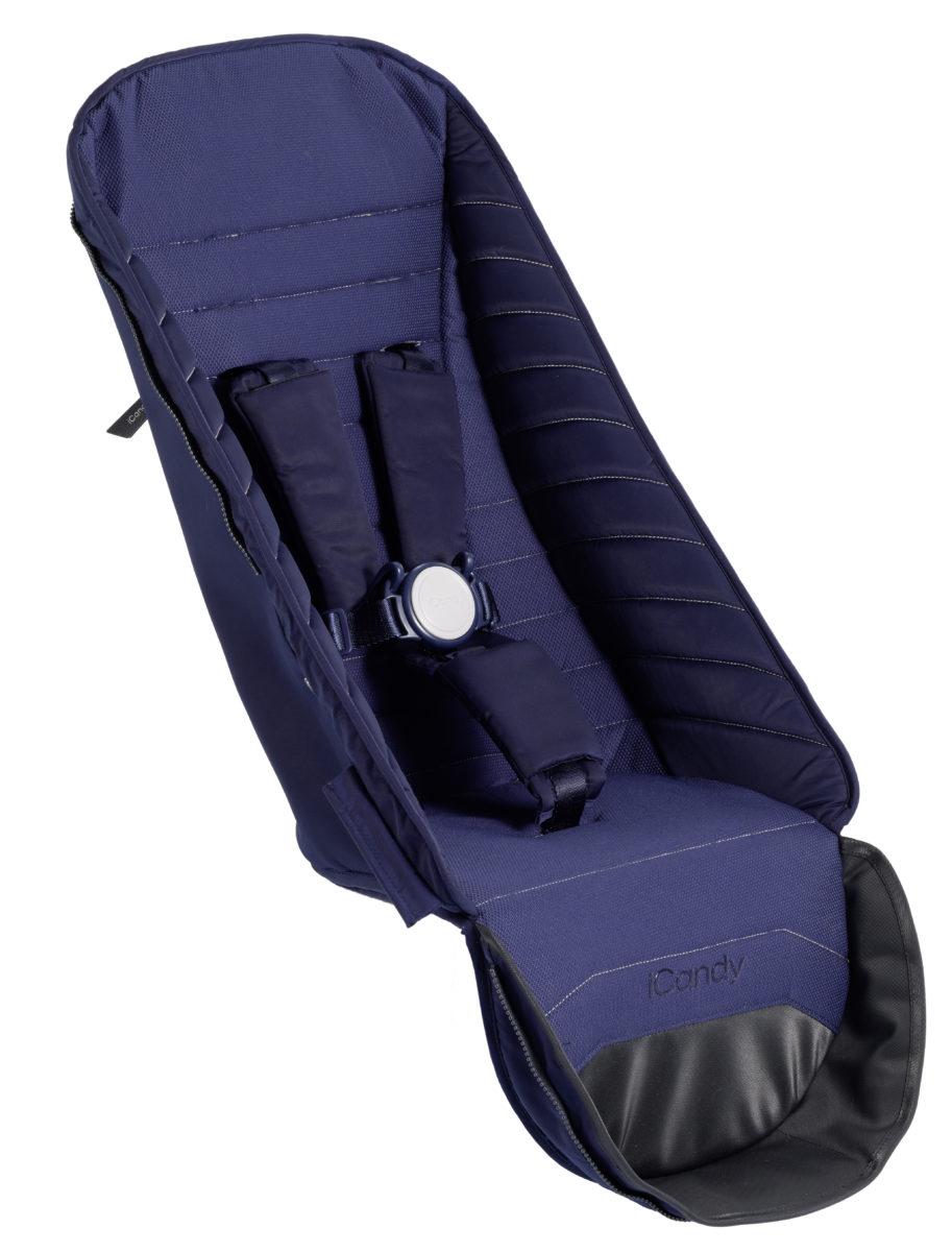 Seat fabric Indigo iCandy Peach 23288-jpg