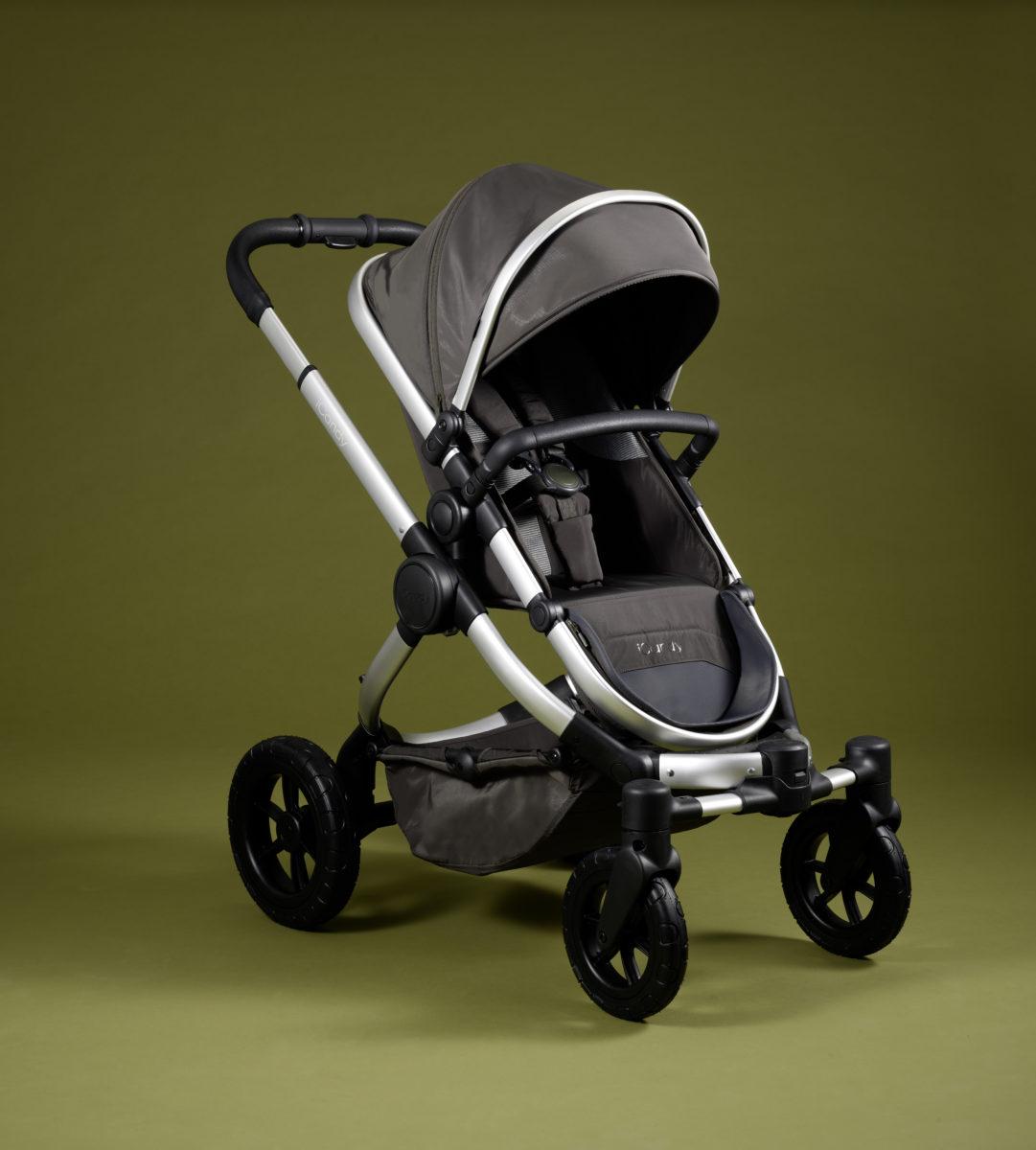 iCandy Peach All Terrain Seat Unit 4 wheels