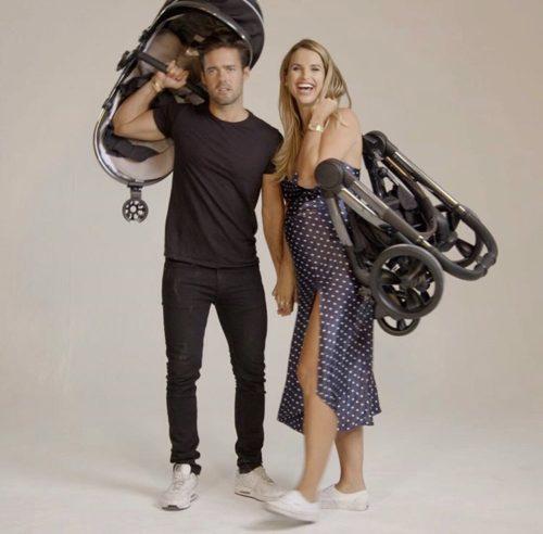 Celebrity: Spencer Matthews & Vogue Williams