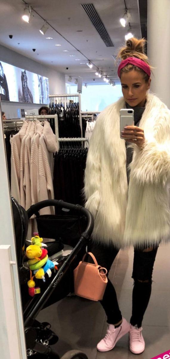 Celebrity: Vogue Williams