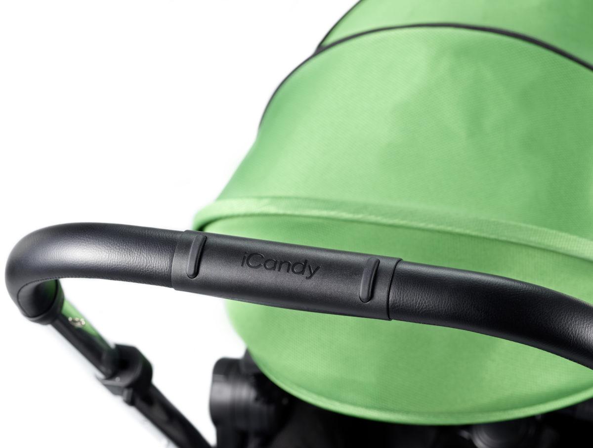 Detail SU Logo on handle iCandy Lime-jpg