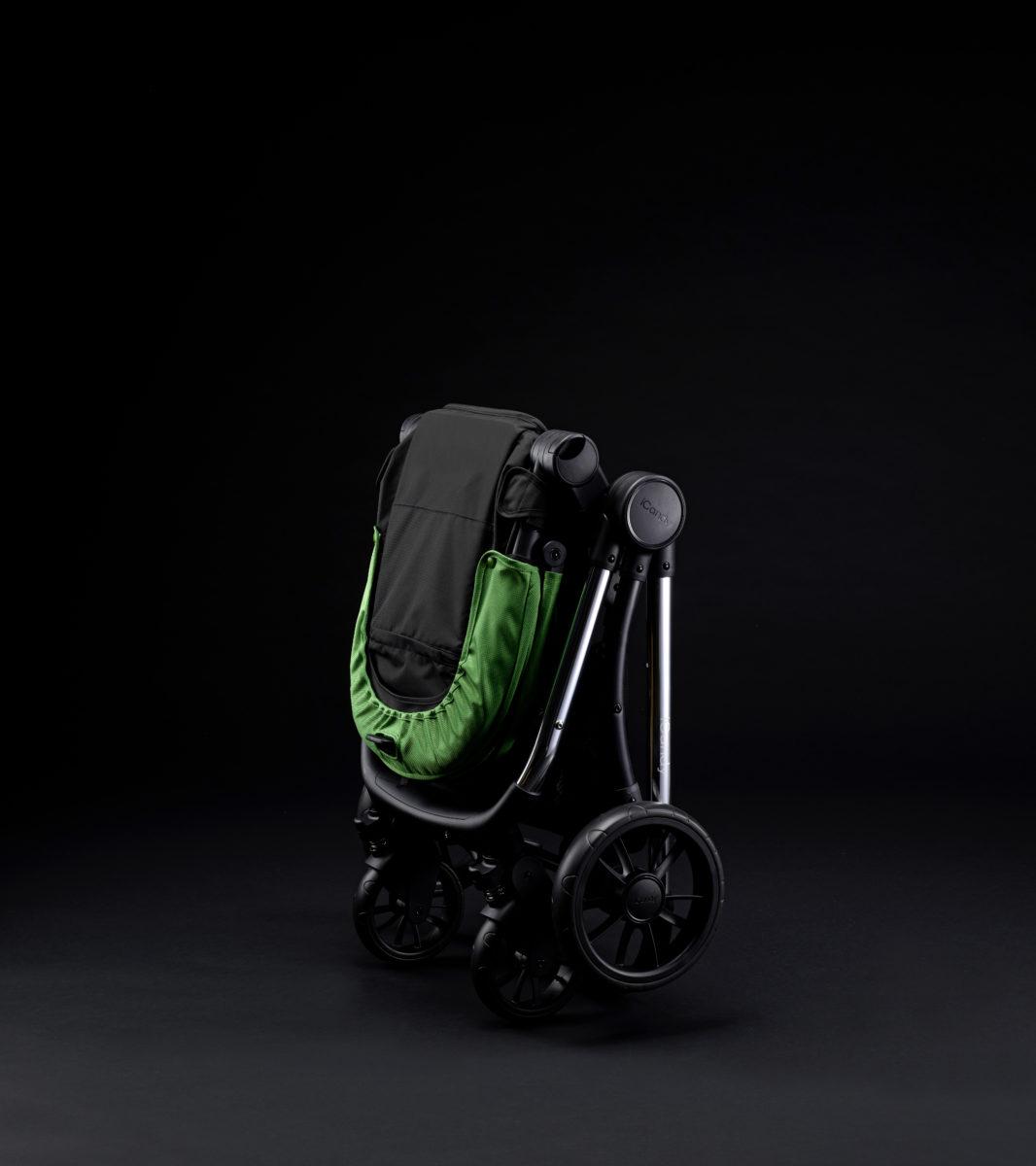 iCandy Lime on Black – Folded