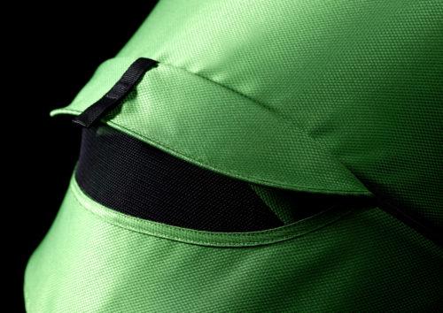 iCandy Lime on Black – Hood Canopy