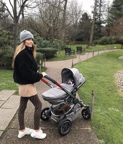 Celebrity: Caroline Receveur