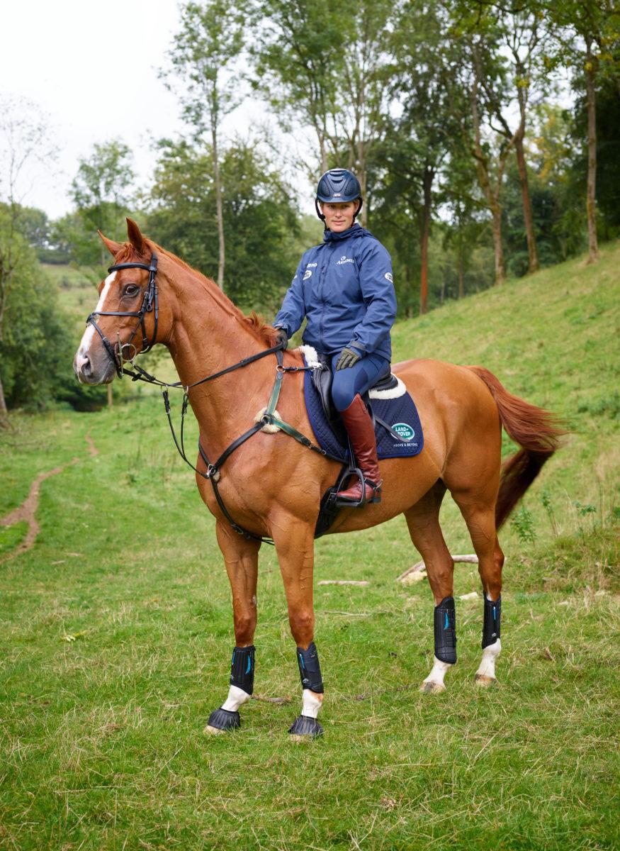 On horse HERO IMAGE CF025898-jpg