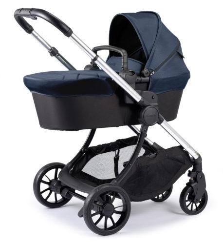 iCandyLimeSlateBlueonChrome-CarryCot-ParentFacingwithelevators 1-jpg