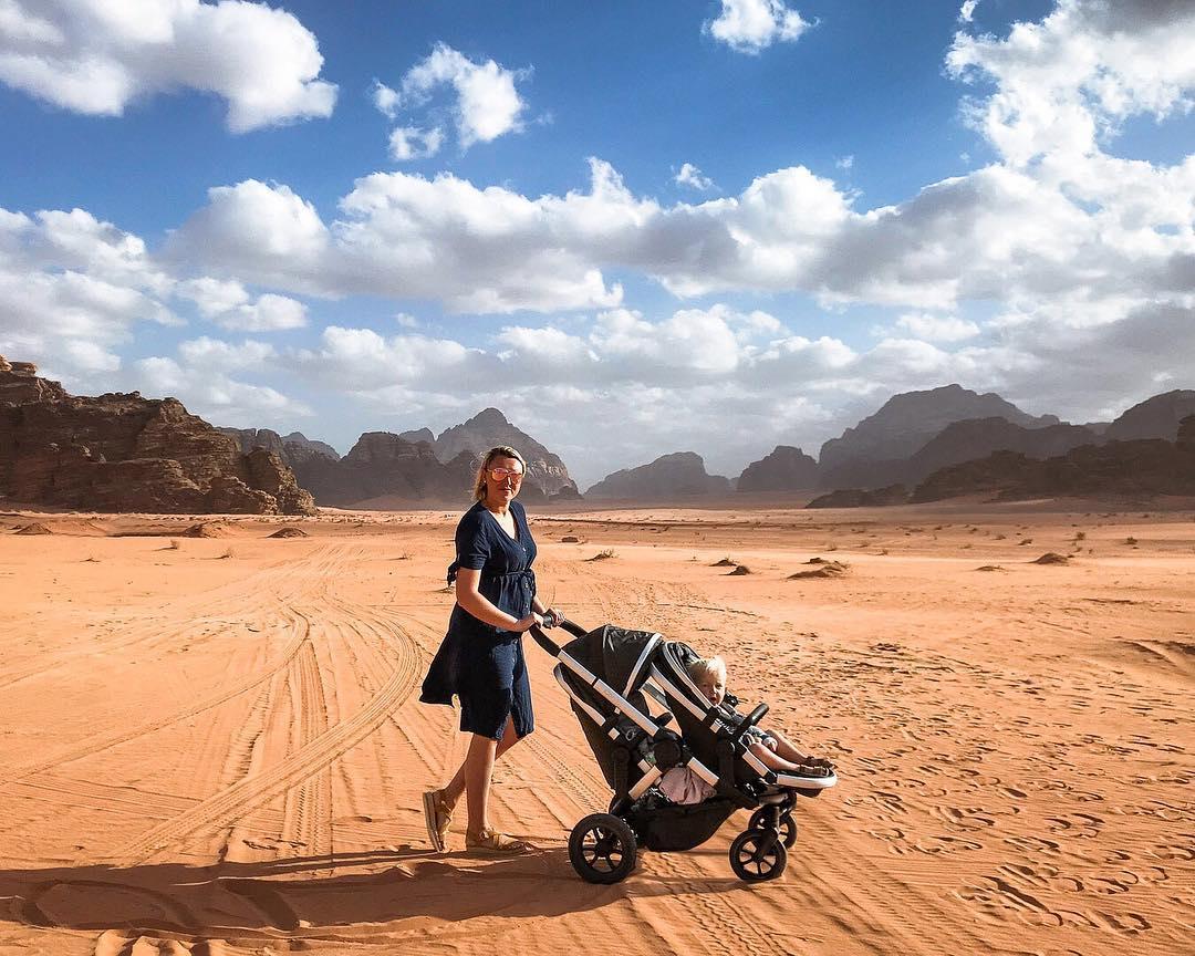Celebrity: Travel Mad Mum