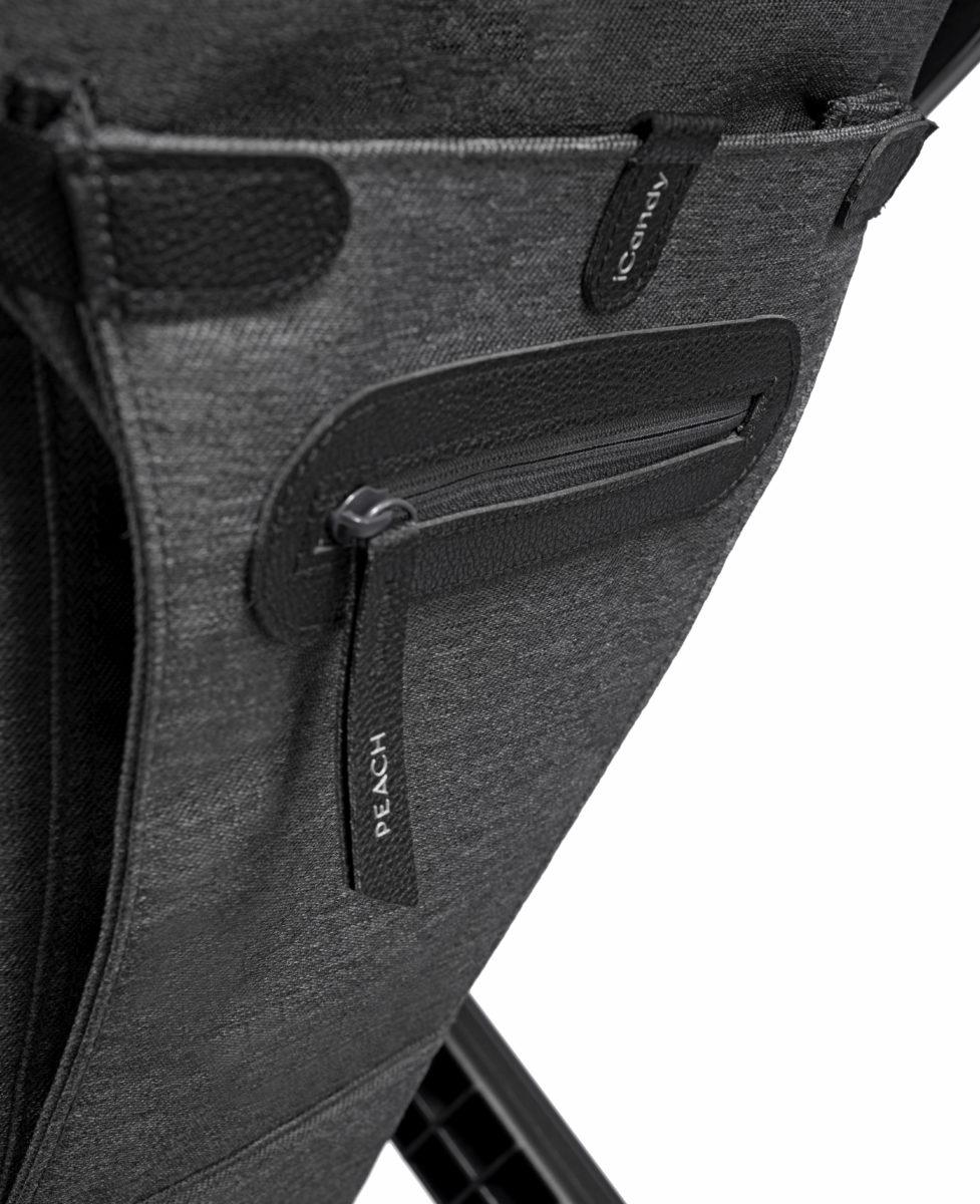 Peach 2020 Seat Unit Pocket