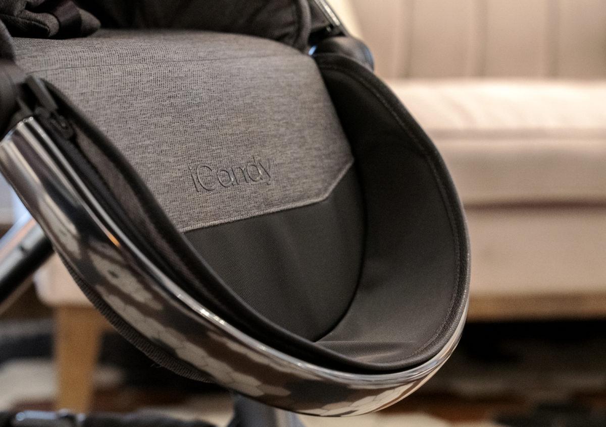 Peach – Twill Fabric –  Seat Unit Close up Lifestyle-jpg