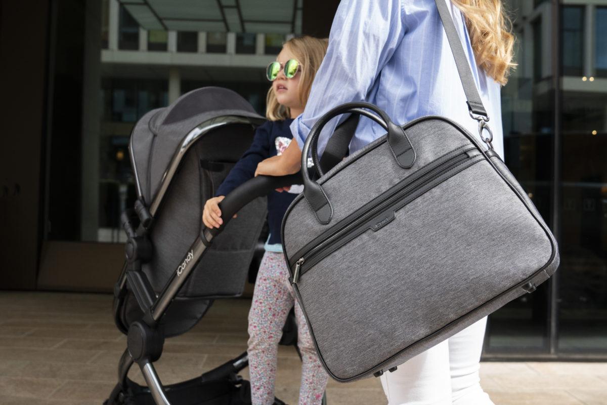 Peach Lifestyle – Ride on Board  Matching Bag-jpg